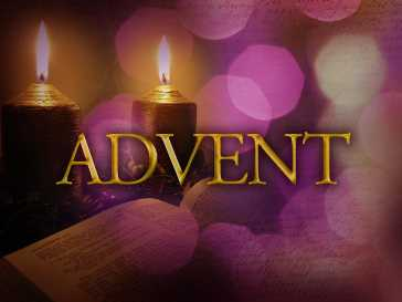 Advent the Two Comings of Jesus