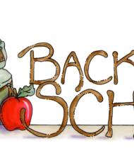 School Starts!