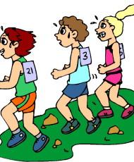 CAASO Cross Country Run