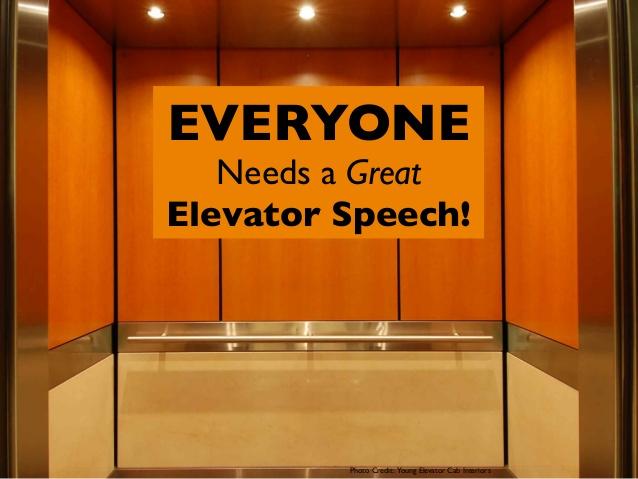Speech, Speech!