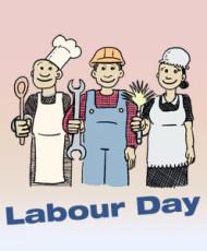 Labour Day - No Classes