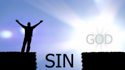 Sin, It Is A Big Deal