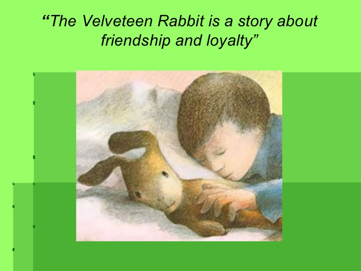 Velveteen Friendship