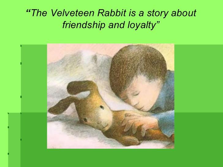 Velveteen Friendship