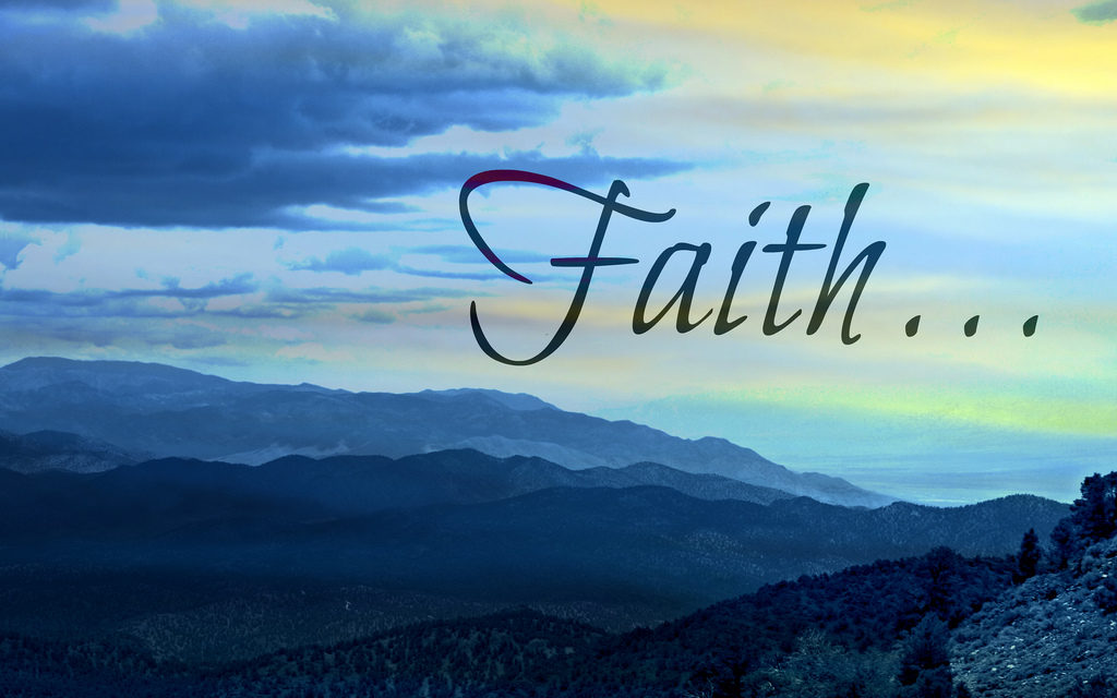 Faith In…