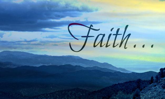 Faith In…